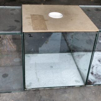 Used glass Tanks